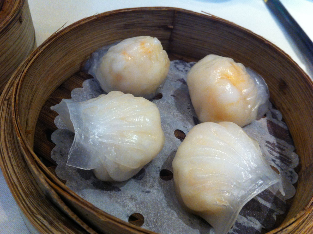 Where can I find dimsum in Hong Kong ?