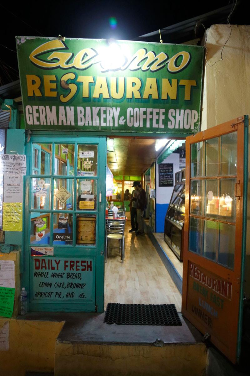 Yak cheese heaven in Leh