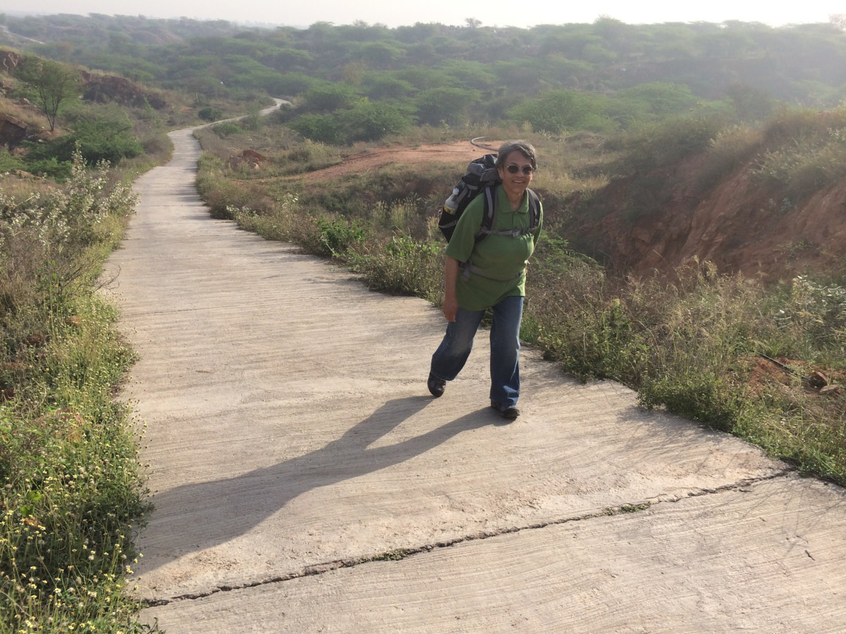 What is Aravali Biodiversity Park in Gurgaon like?
