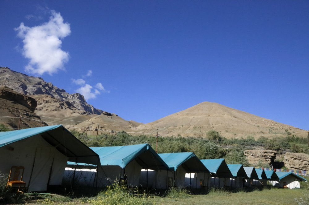 Where to stay between Kargil & Leh?