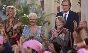 BEST EXOTIC MARIGOLD HOTEL 2 film still