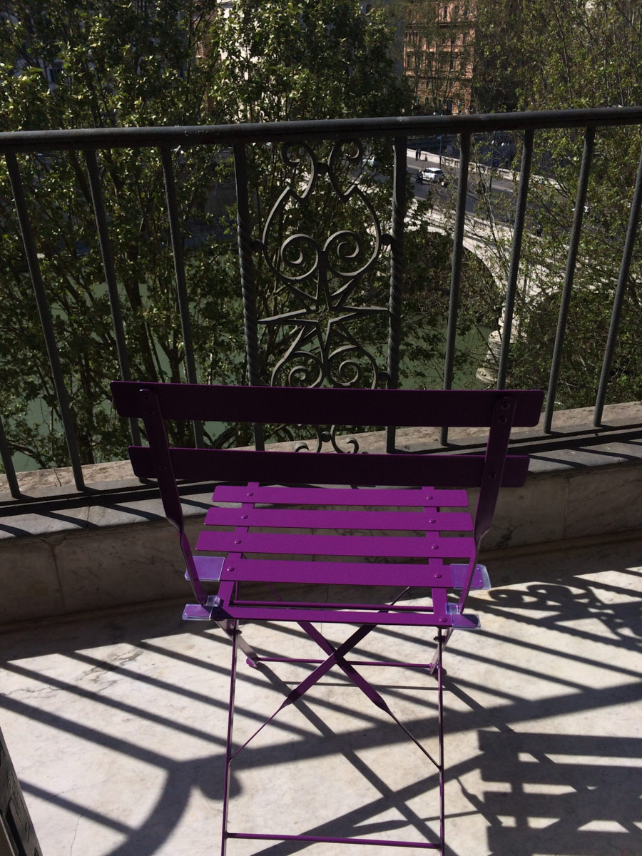A brilliantly located rental apartment in Rome