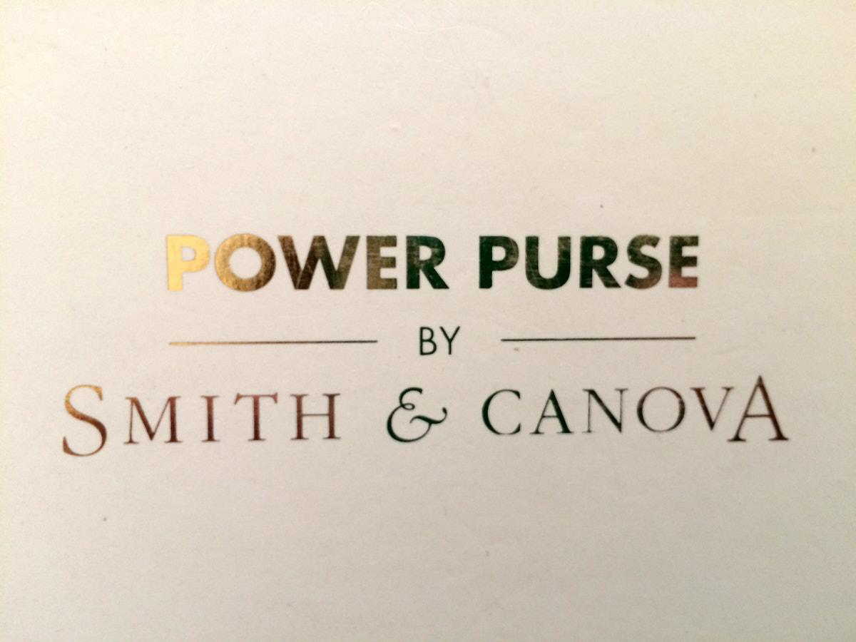 Travels with my Smith & Canova Power Purse