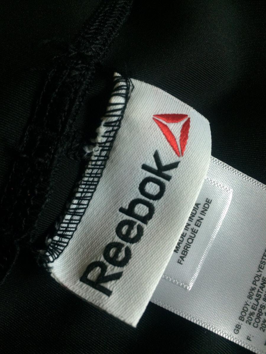 Testing Reebok's reversible running shorts