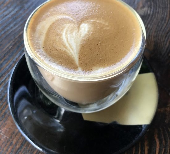 How good is the coffee at The Coffee Academics?