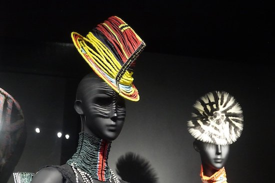 """Visiting the exhibition """"CHRISTIAN DIOR, COUTURIER DU RÊVE"""""""