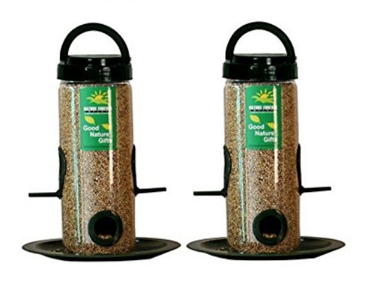 "How good are ""Nature Forever"" bird feeders?"