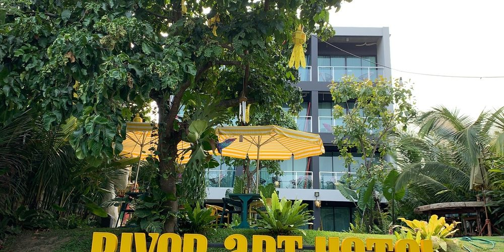 The River Art Hotel in Chiang Mai