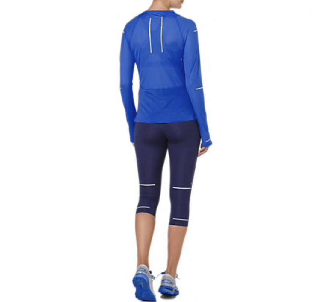 How is the ASICS Lite-Show long sleeved T?
