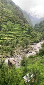 """STAYING AT """"FOR A WHILE"""" IN HIMACHAL PRADESH"""